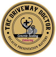 The Driveway Doctor Logo